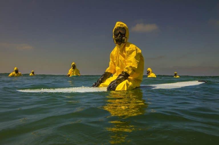 Protector Solar:  Una amenaza química para el ecosistema marino y la salud humana